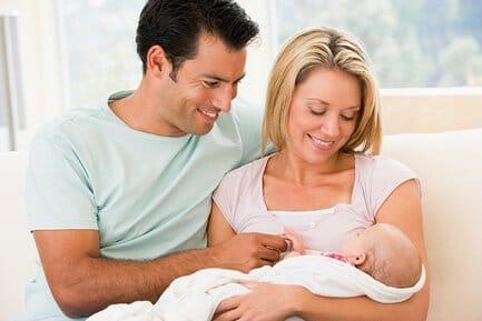 Отпуск по рождению ребенка