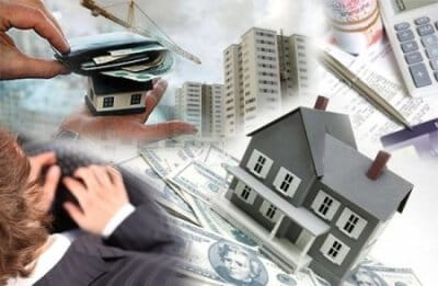 авансовые платежи за имущество