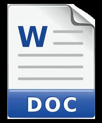 Командировочный лист (бланк прилагается)