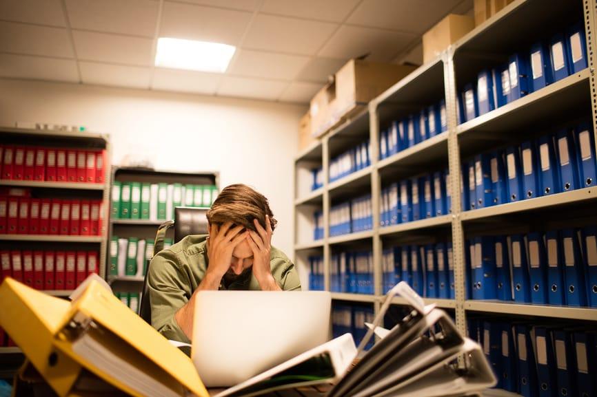 Документы, необходимые при приеме на работу