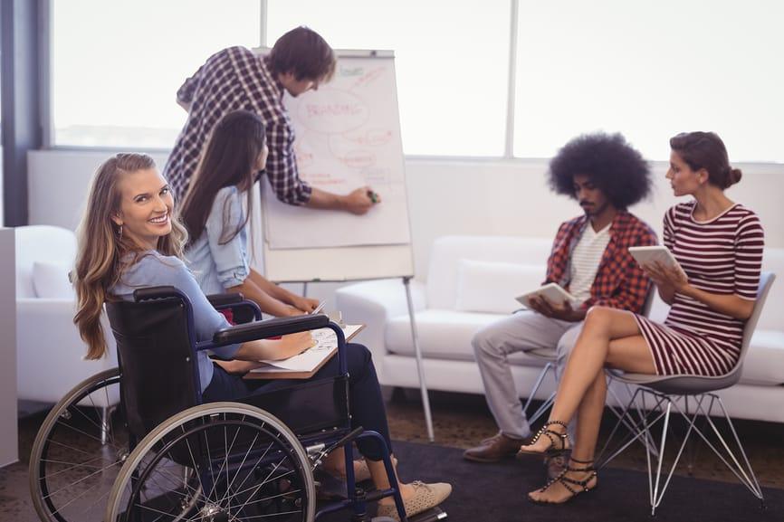 Установление квоты для приема на работу инвалидов