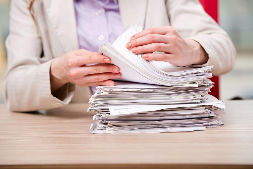 Нумерация кадровых приказов на прием и увольнение