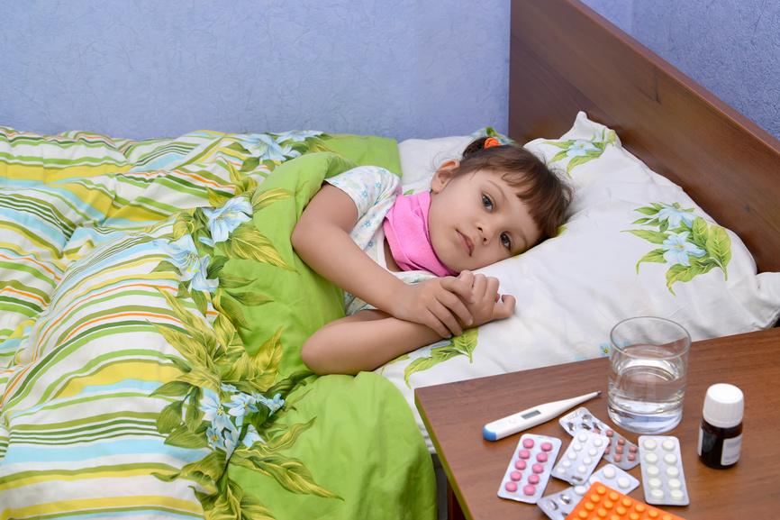 Сколько дней больничного по уходу за ребенком положено в 2018?